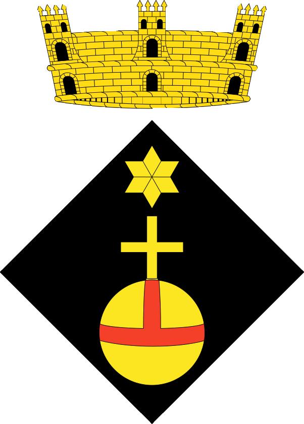 Escut Ajuntament de Golmés.