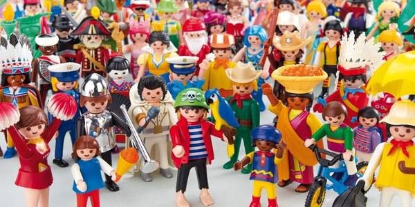 1ª Exposició de Playmobils de Golmés