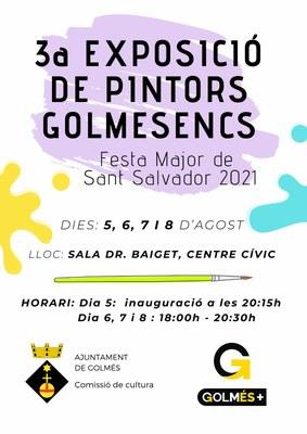 3a Exposició de Pintors Golmesencs