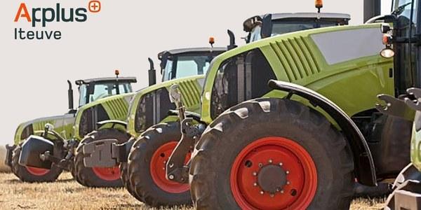 ITV Tractorsi maquinària agrícola