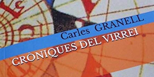 """Presentació del llibre """"Cròniques del virrei"""" i tertúlia literària amb el seu autor."""