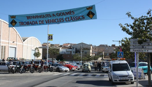 5a Trobada de Vehicles Clàssics