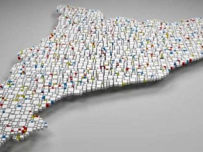 Mapa del coronavirus a Catalunya