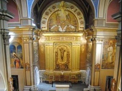 Missa solemne en honor a Sant Salvador