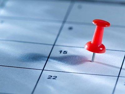Modificacions al calendari del contribuent