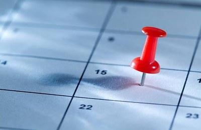 Modificacions al calendari del contribuent