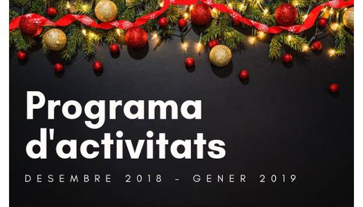 Programa activitats