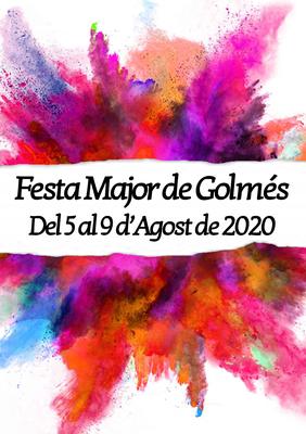 Festa Major d'Agost de Golmés 2020