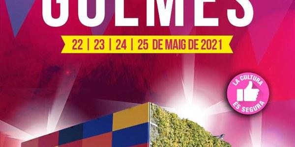 Programació de la Festa Major Sant Salvador Votat de Golmés 2021