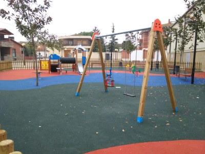 Recomanacions per a l'ús dels parcs infantils