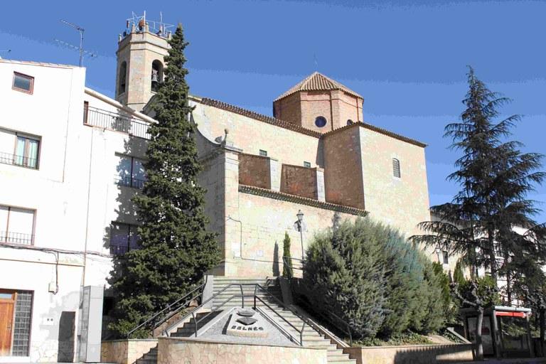 Església Parroquial Sant Salvador